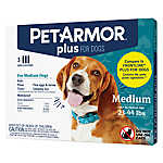 PetArmor® Plus for Dogs 23-44 lbs Flea & Tick Spot On Treatment