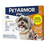 PetArmor® Plus Flea & Tick Spot On Treatment for 4-22 lbs Dogs - 3 Count