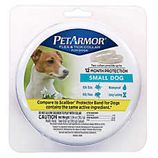 PetArmor® Flea & Tick Collar for Dogs - 2 Count