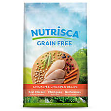 DOGSWELL® Nutrisca Dog Food - Grain Free, Chicken & Chickpea