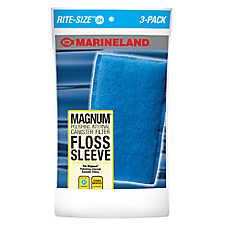 Marineland® Rite-Size JH Floss Sleeve 3 pk