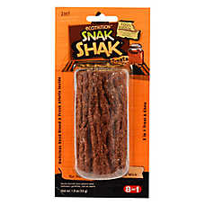 eCOTRITION™ Snak Shak Peanut Butter Flavor Treat Stuffer