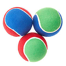 Top Paw® HolidayTennis Ball Dog Toys - 3 Pack
