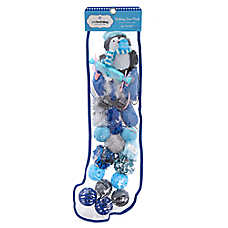Pet Holiday™ Penguin Cat Toys - 24 Pack Stocking