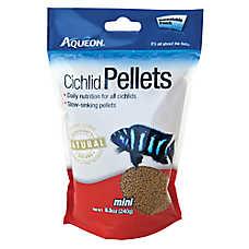 Aqueon® Cichlid Pellets