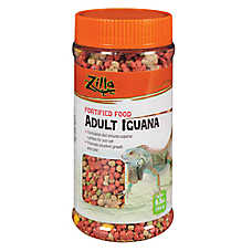 Zilla® Adult Iguana Food