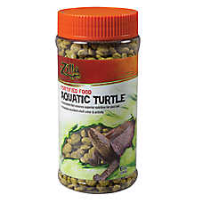 Zilla® Aquatic Turtle Food