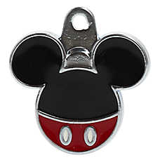 TagWorks® Mickey Pants Personlized Pet ID Tag