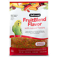 Zupreem® FruitBlend Flavor Small Bird Food