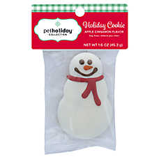 Pet Holiday™ Snowman Holiday Cookie Dog Treat