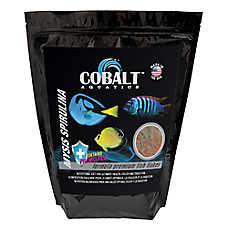Cobalt™ Mysis Spirulina Fish Flakes