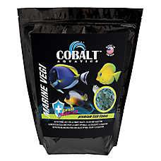 Cobalt™ Aquatics Marine Vegi Fish Flakes