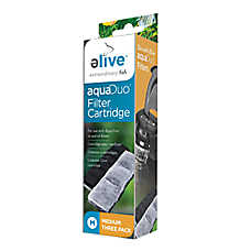 Elive™ AquaDuo™ Filter Cartridges