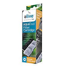 Elive™ AquaDuo™ Filter Cartridges