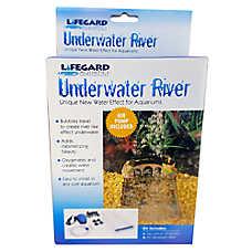 Lifegard Aquatics Underwater River Aquarium Ornament