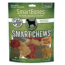 SmartBones® Smart Chews Large Dog Treat - Grain Free