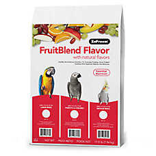 Zupreem® FruitBlend Flavor Large Bird Food