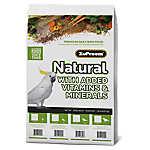 ZuPreem® Natural Medium Bird Food