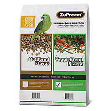 ZuPreem® VeggieBlend™ Bird Food