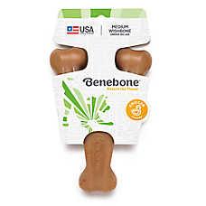 Benebone Wishbone Dog Chew Toy - Chicken