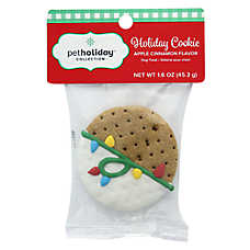 Pet Holiday™ Christmas Lights Holiday Cookie Dog Treat
