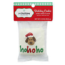 Pet Holiday™ HO HO HO Holiday Cookie Dog Treat