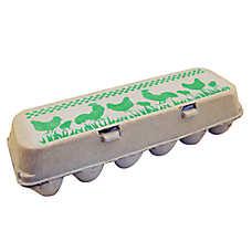 Lixit® Paper Egg Carton