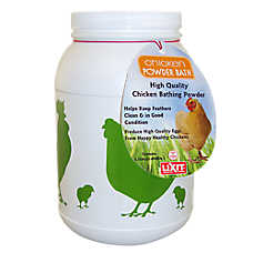 Lixit® Chicken Bathing Dust