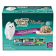 Fancy Feast® Medleys® Florentine Collection Cat Food - 24ct
