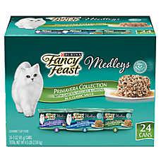Fancy Feast® Medleys® Primavera Collection Cat Food - 24ct