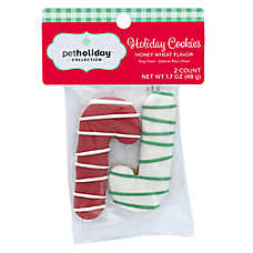 Pet Holiday™ Holiday Cookies Dipped Canes Dog Treat