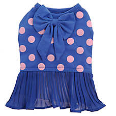 Top Paw® Dots Dog Dress