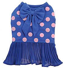 Top Paw® Dots Dog Dress