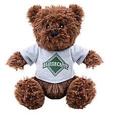 Beaver Canoe Bear Dog Toy - Plush
