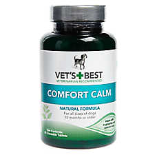Vet's Best® Comfort Calm Chewable Dog Tablets