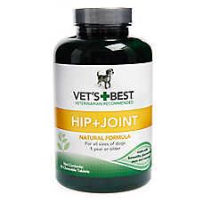 Vet's Best® Hip + Joint Chewable Dog Tablets