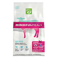 Only Natural Pet Mindful Meal ™ Dog Food - Natural, Grain Free, Lamb, Goat Liver & Boar