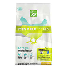 Only Natural Pet Mindful Meal ™ Dog Food - Natural, Grain Free, Turkey, Chicken & Quail
