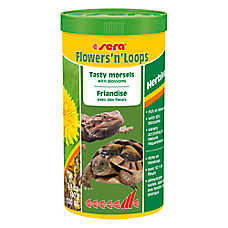 Sera® Flowers 'n' Loops Reptile Food