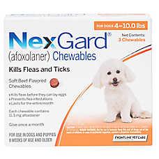 Chewable Flea And Tick Medicine Oral Flea Control For
