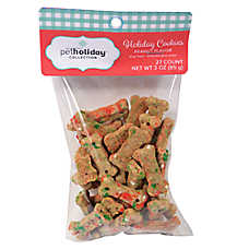 Pet Holiday™ Holiday Cookies Mini Bones Dog Treat