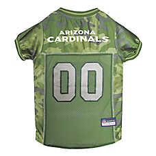 Arizona Cardinals NFL Camo Jersey