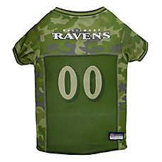 Baltimore Ravens NFL Camo Jersey