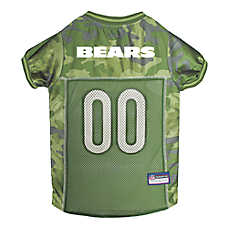 Chicago Bears NFL Camo Jersey