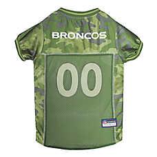 Denver Broncos NFL Camo Jersey
