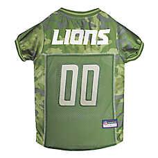 Detroit Lions NFL Camo Jersey