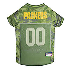 Green Bay Packers NFL Camo Jersey