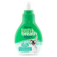 TropiClean® Fresh Breath® Drops for Pets