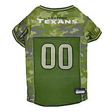 Houston Texans NFL Camo Jersey