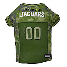 Jacksonville Jaguars NFL Camo Jersey